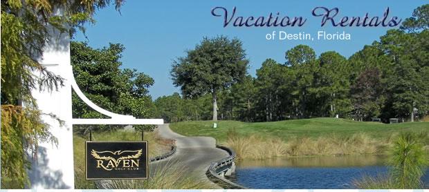 Golf in the Destin area